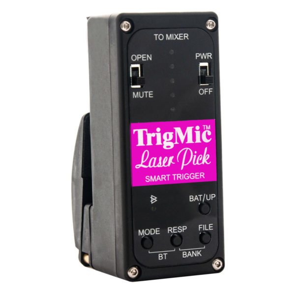 TrigMic™ LaserPick