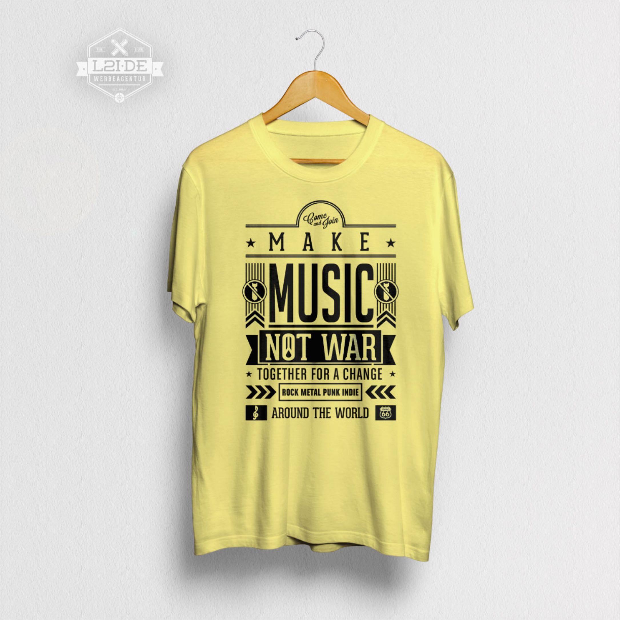 T-Shirt Peace66