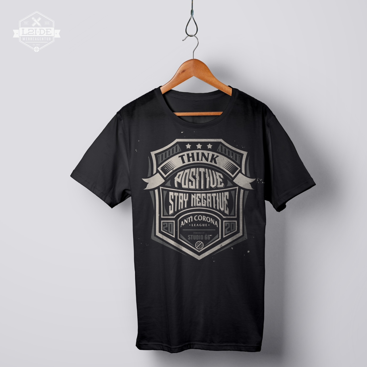 T-Shirt Corona66